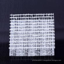 Matériau de construction renforcé de fibre de verre, mur en fibre de verre, fibre de verre, tricot 3D Fibergalss.