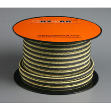 P1170 PTFE Graphite d'emballage aramide coins