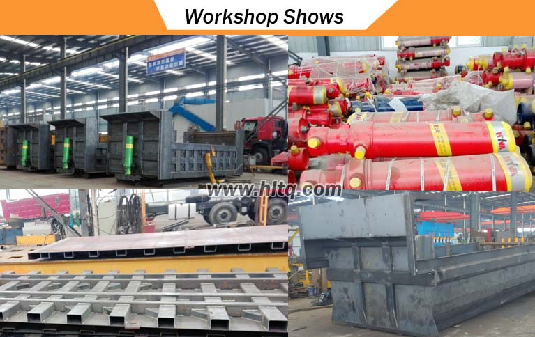 Dump Truck Workshop Shows