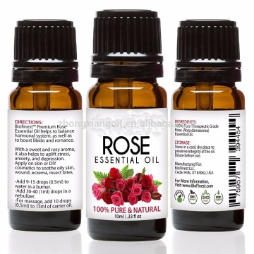 Personalizar Grado Terapéutico Nature Essential Rose 10ml