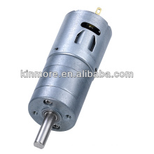 micro dc gear motor high torque 25 watt geared motors