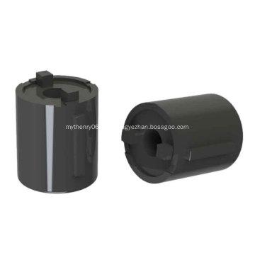 Application d'amortisseur de baril d'amortisseur rotatif sur une boîte à bijoux