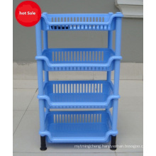 Plastic Drawer Storage Rack for Sundries
