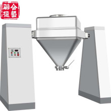Fh-10000 alta volume Pharmaceutical Square-cone Bin Blender Machine