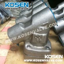 Forged Steel Y Type Strainer (YG11)