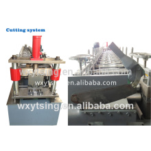 YTSING-YD-4293 Passed CE & ISO Top Hat Roll Forming Machine, Top Hat Profile Forming Machine