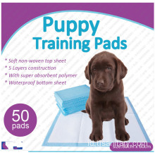 Cepat-kering Disposable Dog Urine Absorbent Pet Pads