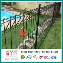 Qym-Powder Coated Brc Fence Fabricante