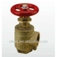 Aprovação FM de válvula de hidrante extrema superior