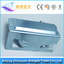 Progressive metal stamping mold for electrical motor stamping metals