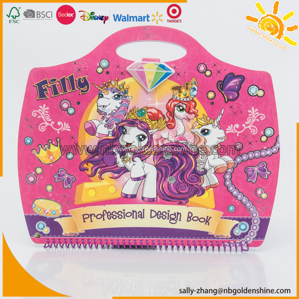Filly Activity Book