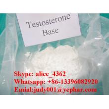 Testosterone Base Chemical name: 4-Androsten-17beta-ol-3-one   CAS No.: 58-22-0 Content: 98%  Molecular formula: C19H28O2  Appea