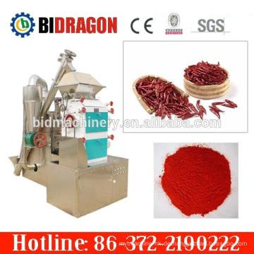 Hochwertige Edelstahl Chili Pulver Maschine Fabrik
