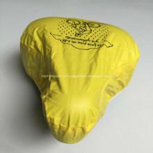 Capa de selim promocional impermeável de PVC