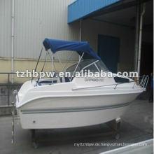 PVC-beschichtete Fiberglas-Plane für Bootsabdeckung
