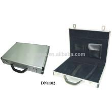 caja de aluminio fuerte y portable del ordenador portátil de China fábrica de alta calidad