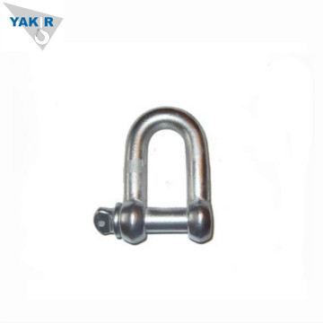 Alat Perangkat Keras Galvanized Alloy Steel Anchor Shackle