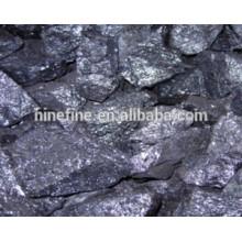 metal puro de silicio