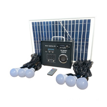 30w solar energy system with radio