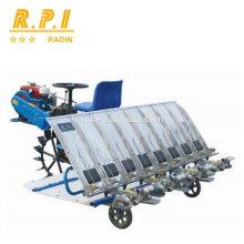 Motor diesel impulsado por 8 filas Transplanter de arroz (Tipo de equitación)