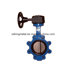 Cast Iron Lt Type Butterfly Valve
