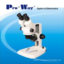 Microscope stéréo zoom professionnel 7X-45X (ZTX-PW7045)