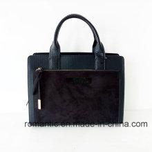 Porte-documents en soie PU de marque Brand Designer Women (NMDK-051646)