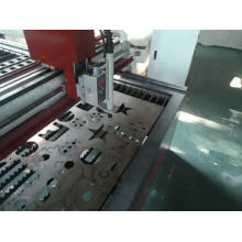 Precision metal cnc plasma cutter with gantry type/portale type/table type cutter for steel cutting machine