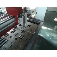 Cortador do plasma do cnc do metal da precisão com tipo do pórtico / tipo portale / tipo cortador da tabela para a máquina de corte de aço