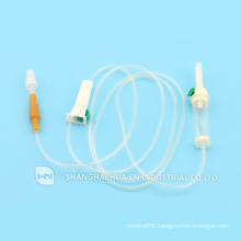 With CE FDA ISO approved cheap price Sterile disposable infusion set