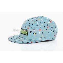 Nuevos sombreros en blanco del panel de la venta al por mayor del diseño 5 con el gran precio