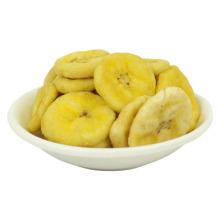 Most popular wholesale organic fruit chips vacuum fried Banana crisp