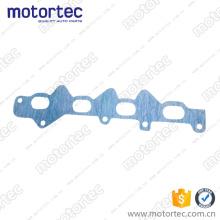 OE calidad CHERY 1100cc piezas del motor Junta de colector de admisión 472-1008021