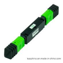 Atenuador MPO MTP de fibra óptica macho-falero