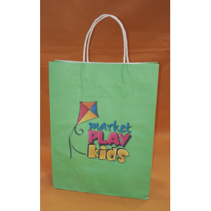 shopping bag di carta aquilone