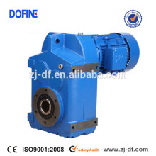 FA127 parallel shaft helical gearmotor speed reducer gearbox SEW