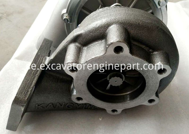 Shangchai C6121ZG70B Turbocharger S00000647+1 in stock