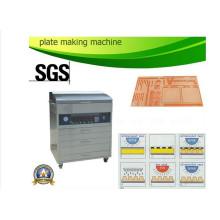 Флексографская машина для нанесения покрытий Ztp650
