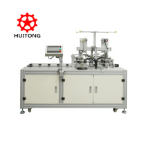 Auto ultrasonic mask folding machine