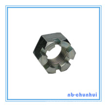 Hex Nut Hexagon Slotted Nut-1-7 / 8 ~ 2-1 / 4