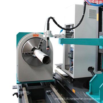Factory supply industrial type 3 axis cnc pipe plasma cutting machine