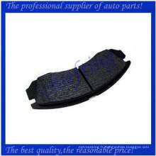 D530 GDB1126 4253.87 4254.30 GPDA313WK 4605A492 MN102610 MZ690006 MB857837 MR128312 AY040-MT002 pour plaquette de frein en céramique Peugot