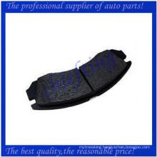 D530 GDB1126 4253.87 4254.30 GPDA313WK 4605A492 MN102610 MZ690006 MB857837 MR128312 AY040-MT002 for Peugot ceramic brake pad