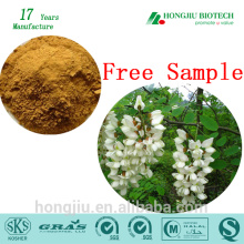 GMP manufacturer supply extract of black acacia with Kosher Halal ISO22000