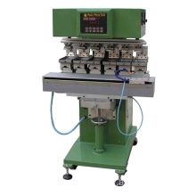 SIX-Colour Shuttleing Pad Printing Machine