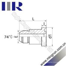 Jic Male / L Serie Flanschanschluss Hydraulischer Flanschadapter (1JFL)