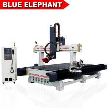 Древесины 1530 маршрутизатора CNC Китая изменителя инструмента вакуумный стол для Woodworking
