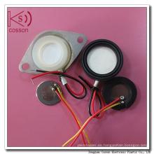 Nebulizador ultrasónico Transductor piezoeléctrico
