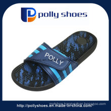 China Summer PVC Upper Plastic Bathroom Slippers