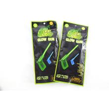 090690 Ningbo Elsas PP Wholesale Party Gift Multi Color Glown Modal pistola en la oscuridad